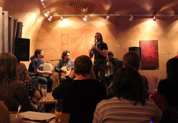 Концерт в Ex-Libris (Москва)