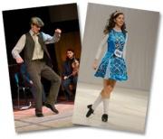 История ирландских танцев